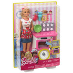 Barbie Baking Feature Doll and Playset