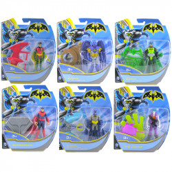 Batman 4 inch  Figures THE FLASH, Assortment