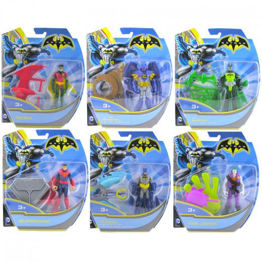 Batman 4 inch  Figures THE FLASH, Assortment