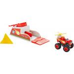 مجموعة اللعب سيارات يد لايت من بلايز ذا مونستر ماكاينز