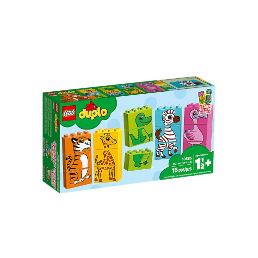 LEGO Duplo: My First Fun Puzzle