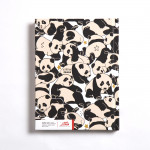 Panda Notebook Hardcover A5 Size