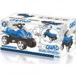 Dolu Full Quad Pedal ATV