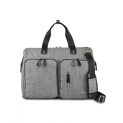 Colorland Maternity Tote Bag (Grey)