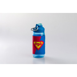 Hope Shop By KHCF - Water Bottle - Blue & Red
