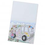 Melissa & Doug Jumbo Coloring Pad  - Vehicles