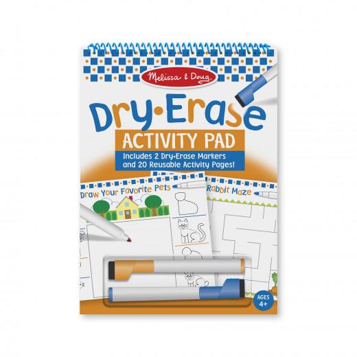 Melissa & Doug Dry Erase Activity Pad