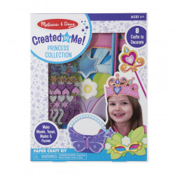 Melissa & Doug Simply Crafty - Princess Collection