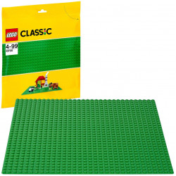 LEGO Classic Base Extra Large Building Plate 10 x 10 Inch Platform, Green