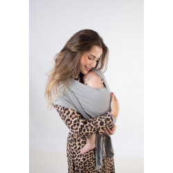 Baby Wrap Carrier - Beige