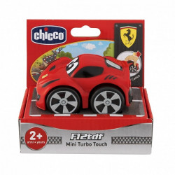 Chicco Toy Mini Turbo Touch Ferrari F12 TDF