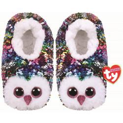 Ty Owen - Sequin Slippers sml