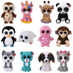 Ty Mini Boos Series 1 Collectibles | 1 Only Random Collectibles