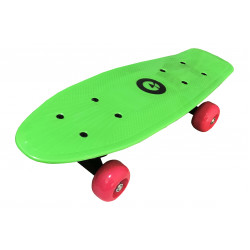 LEO MINI-SKATEBOARD GREEN
