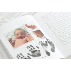 Pregnancy And Birth Journal My Memory Book - Blue