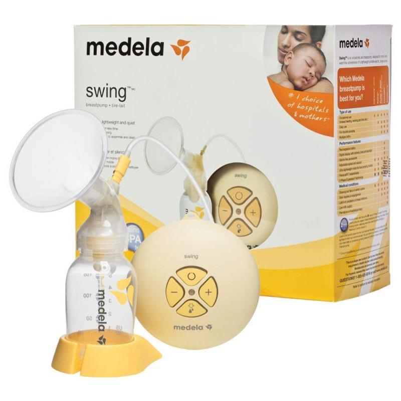 Medela Swing Single Electric Breast Pump Medela Breastfeeding