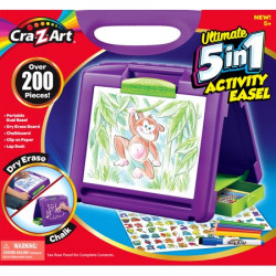 Cra-Z-Art Neon 5 In 1 Ultimate Easel