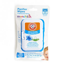 Munchkin Arm & Hammer Pacifier Wipes