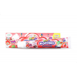 Kodomo Lion Strawberry Flavoured Toothpaste - 45 gm