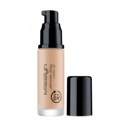 Misslyn Ultimate Stay Makeup Face Light Honey Beige Foundation No.140