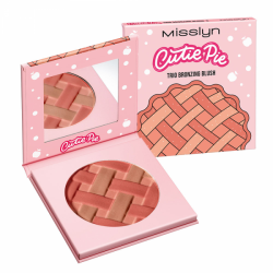 Misslyn Cutie Pie Trio Bronzing Blush 2