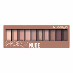 Misslyn Must Have Eyeshadow Shades No. 4
