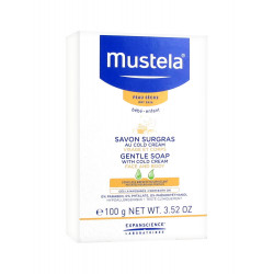 Mustela Gentle Soap with Cold Cream 100 g