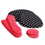 Hollywood Fashion Secrets Shoe Comfort Kit includes Ball-of- Foot Cushions, Heel Liners, and Pressure Spots
