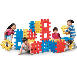 Little Tikes Big Waffle Blocks