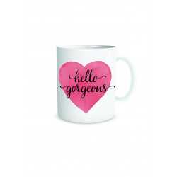 Dumyah Hello Gorgeous Mug