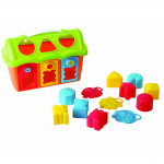 PlayGo Shape and Lock Barn