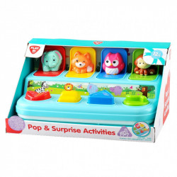 PlayGo Pop & Surprise Activities