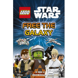 LEGO Star Wars Free the Galaxy, 48 pages