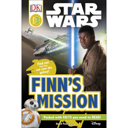 Star Wars Finn's Mission, Hardback | 64 pages