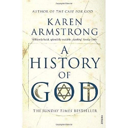 A History Of God Paperback | 560 pages
