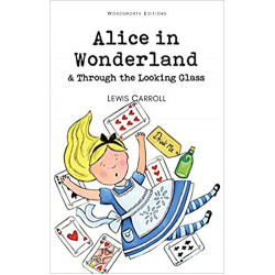 Alice in Wonderland and Through the Looking Glass,  Paperback 272 pages