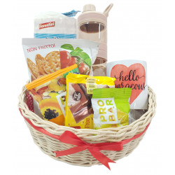 High Value Gift Basket for a Healthy Life-style and Healthy Women