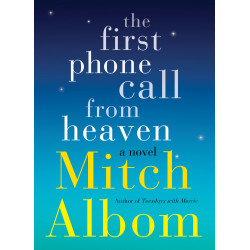 The First Phone Call From Heaven,320 pages