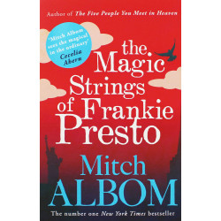 The Magic Strings of Frankie Presto, 512 pages