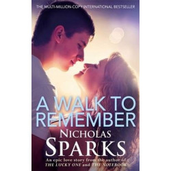A Walk To Remember, 208 pages