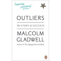Outliers: The Story of Success, Paperback | 384 pages