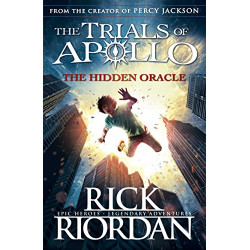 The Hidden Oracle (The Trials of Apollo Book 1), Paperback | 400 pages