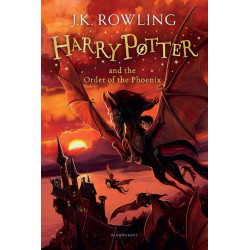 Harry Potter and the Order of the Phoenix , 816 pages
