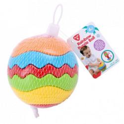 PlayGo Rainbow Folding Plastic Ball