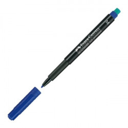Faber Castell OHP Permanent Marker M- Blue