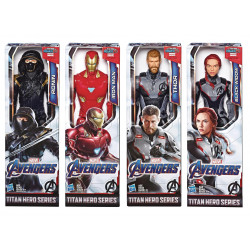 Avengers 4 Titan Hero Series, Assorted