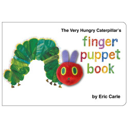 The Very Hungry Caterpillar, Board book | 14 pages, with Finger Puppet