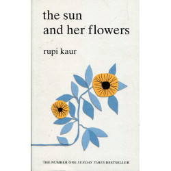 The Sun and Her Flowers Paperback, 256 pages