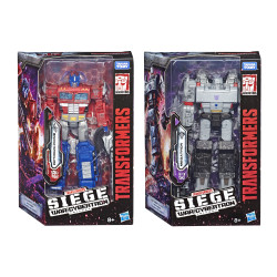 Transformers generations war for cybertron voyager, Assorted