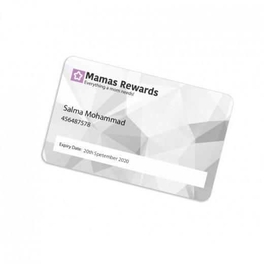Mamas Rewards Card